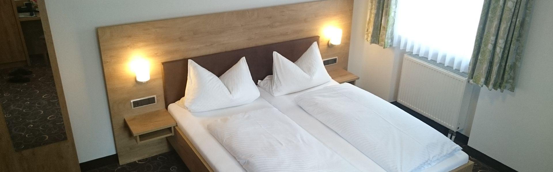 Komfortzimmer im Gästehaus Endres